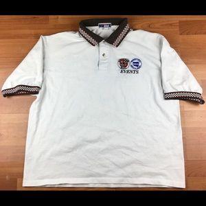 Vintage National Corvette Museum Events Polo Shirt